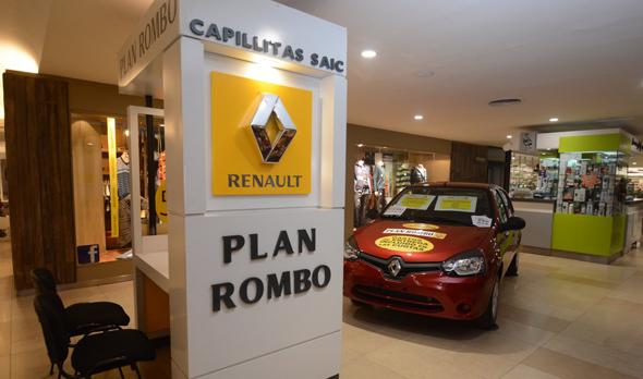 Renault Mediterráneo