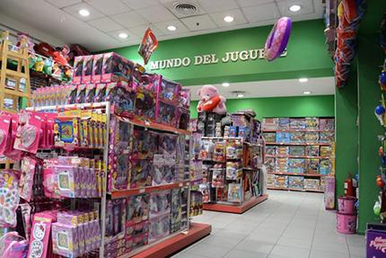 El mundo del juguete