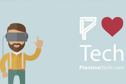 Piantino Tech Stand
