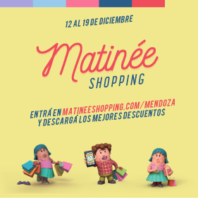 Matinne Shopping