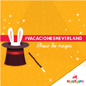 Vacaciones en Neverland