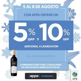 Especial liquidación APPA