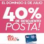 40% OFF con tu Muy y Club Uno