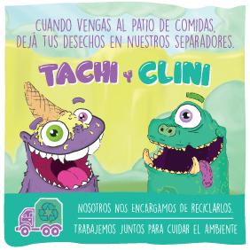 Tachi y Clini