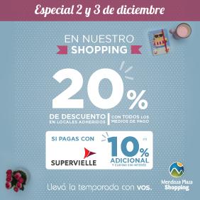 Especial Mendoza Plaza Shopping