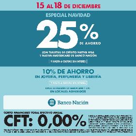 Especial Navidad Banco Nación