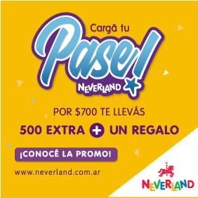 Pase Neverland