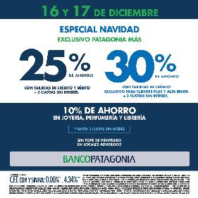 Especial Navidad Banco Patagonia