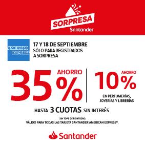 Santander AMEX