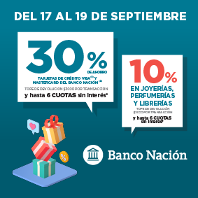 Especial Banco Nacion