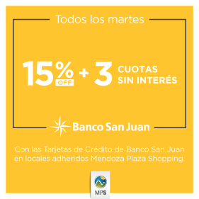 Promo Banco San Juan