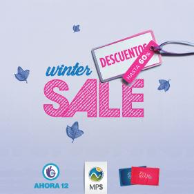 Winter Sale + Ahora 12