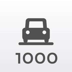 Servicio Estacionamiento gratuito: 1000 espacios descubiertos